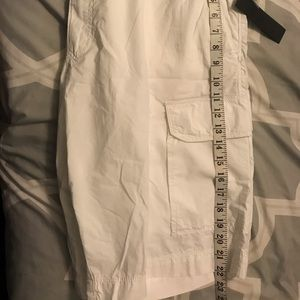 Kenneth Cole Shorts - Kenneth Cole White Shorts NWT